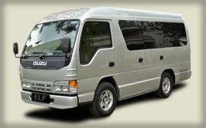 Sewa Bus Pariwisata di Manado