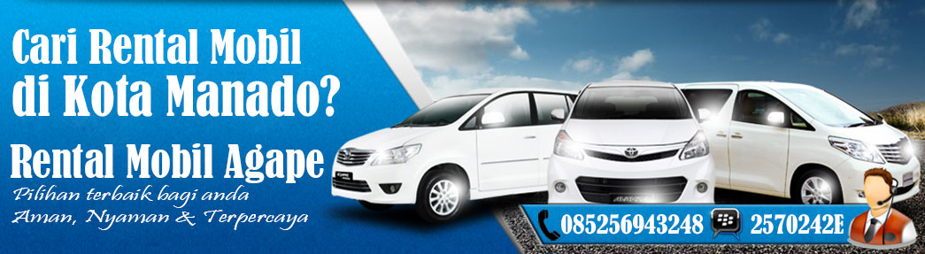 Harga Rental Mobil di Manado