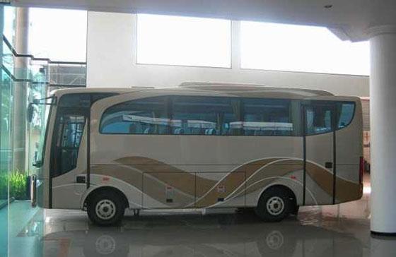 sewa bus wisata murah di manado