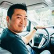 Icon driver pengalaman